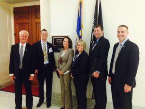 Atlas Insurance Brokers, LLC President Visits Capitol in Washington D.C. with MIIAB