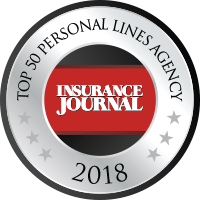 Top 50 Personal Lines Agency 2018