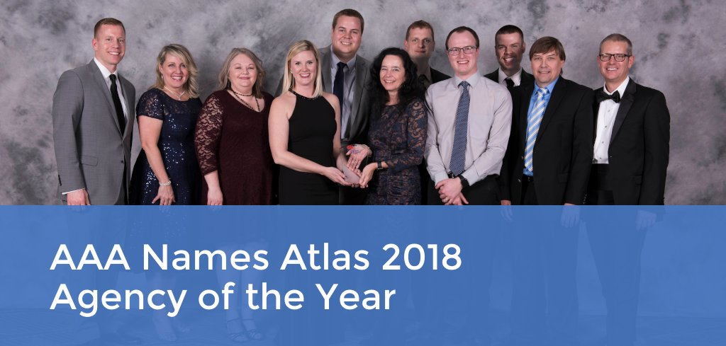 AAA Names Atlas 2018 Agency of the Year